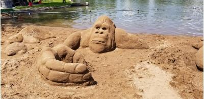 28 juillet 2020 – Concours de châteaux de sable