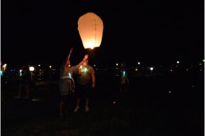 30 juin 2019 – Prix hommage et envolée de lanternes
