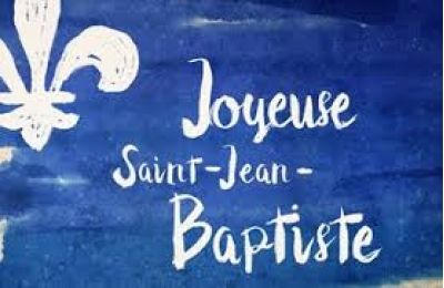26 juin 2021 – Fête de la St-Jean-Baptiste