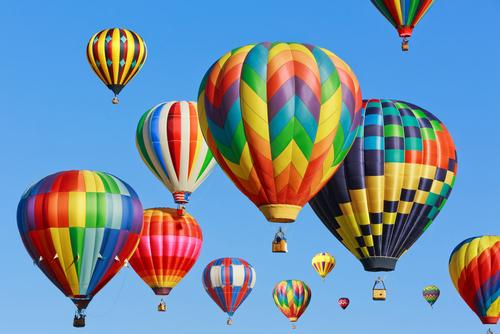 Visiter le site de Festival des montgolfières