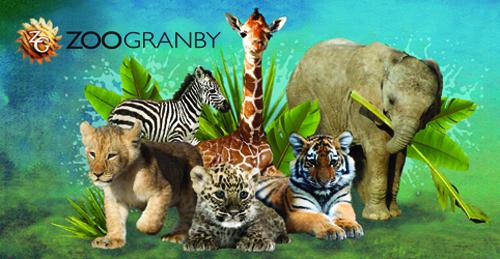 Visiter le site de Zoo de Granby