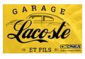 Visiter le site de Garage Lacoste