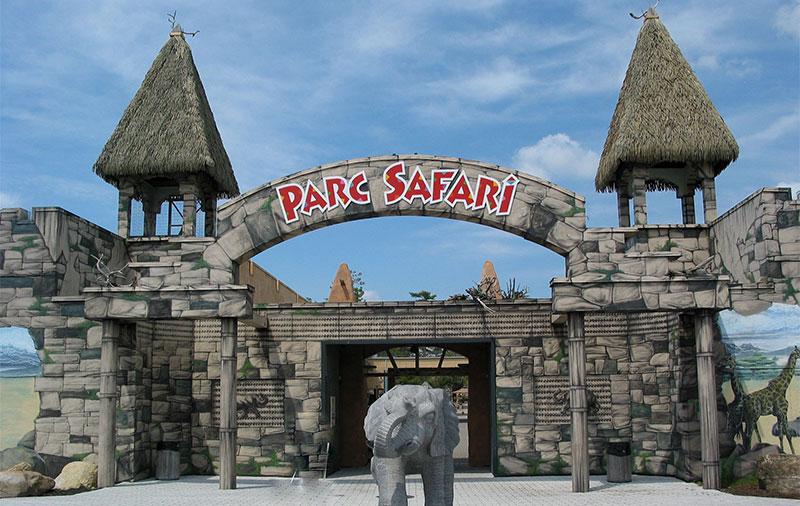 Visiter le site de Parc Safari