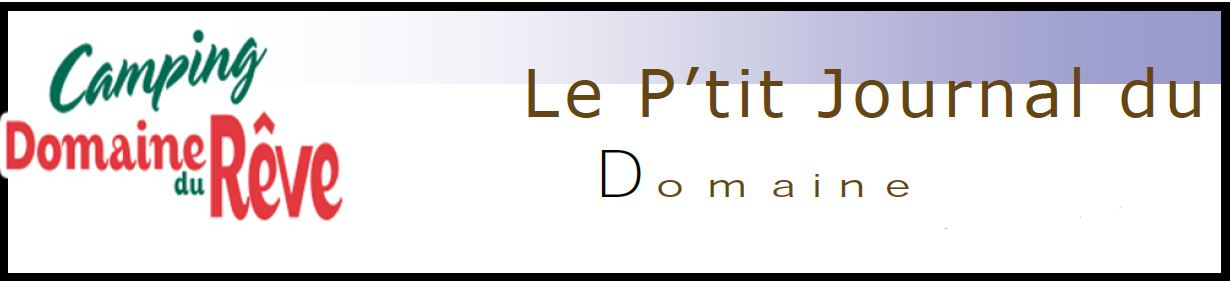 Le P'tit journal du Domaine