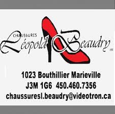 Visiter le site de Chaussure L beaudry inc