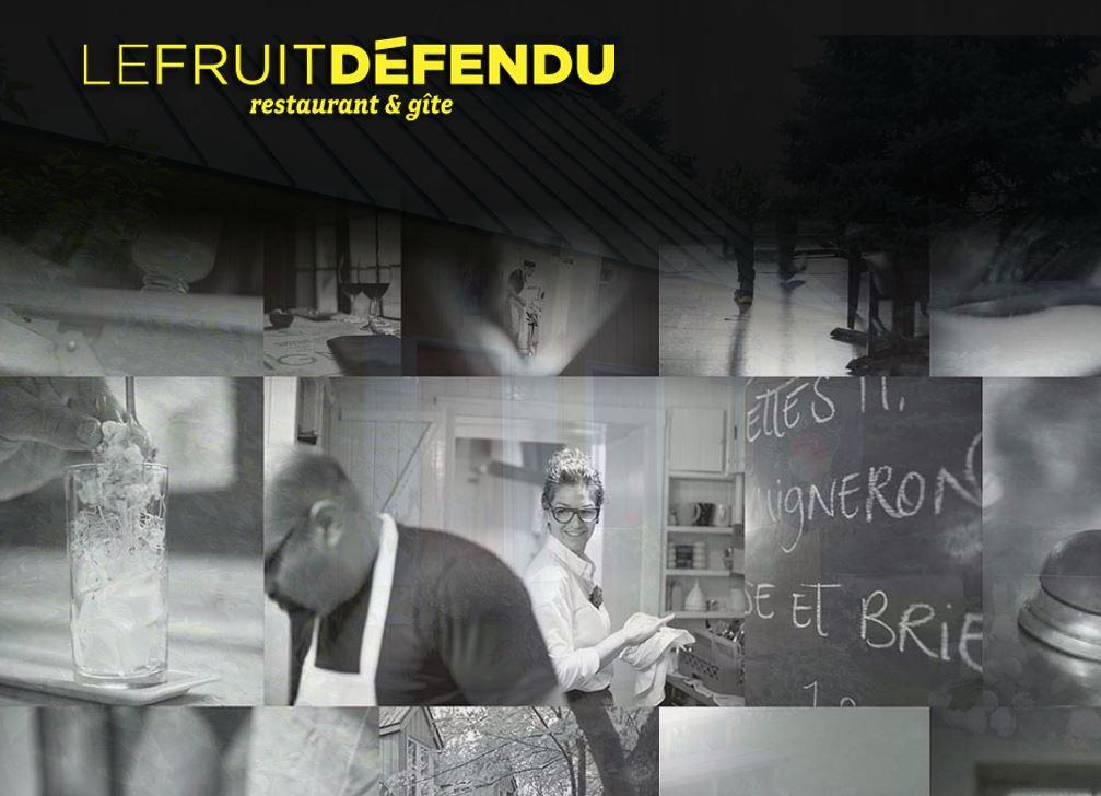 Visiter le site de Le fruit défendu