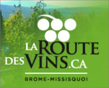 Visiter le site de La route des vins