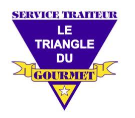 Visiter le site de Traiteur Triangle du Gourmet