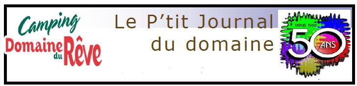 Lire l'article « Le P'tit Journal du Domaine (Éditions 2020) »